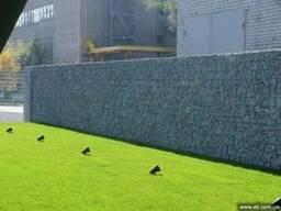Габионы. Габионные стены.