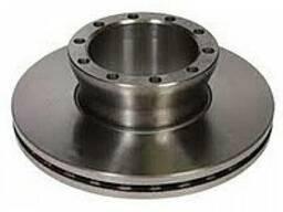 Гальмівний диск man f2000/tga