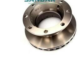 Гальмівний диск SAF, BPW напівпричепи