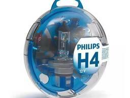Галогенная лампа Philips комплект H4 PS (5 шт. )