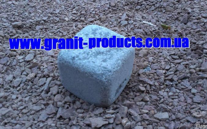 Галтована бруківка гранітна, доступні ціни