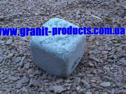 Галтована бруківка гранітна, доступні ціни - фото 1