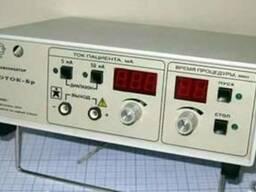 Гальванизатор Поток-Бр электрофорез