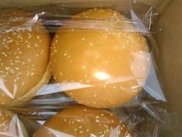 Гамбургерна булочка 80 грам