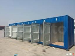 Аренда мини-складов от 2 до 8 м² в Симферополе