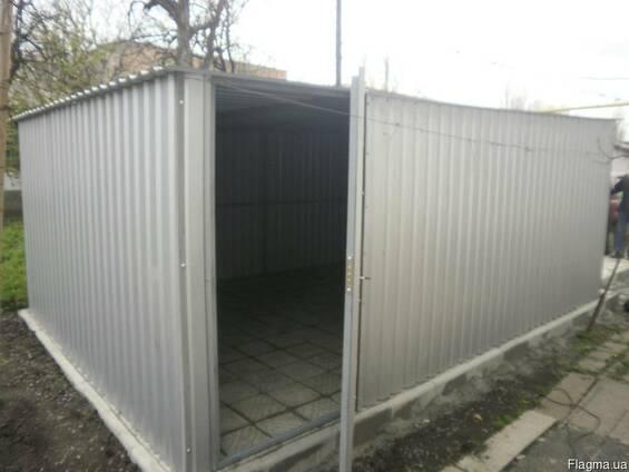 Куплю сборный гараж донецк строительные блоки для гаража