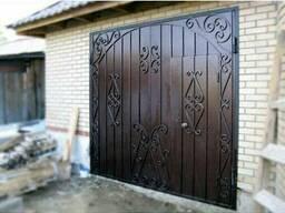 Гаражные ворота №478