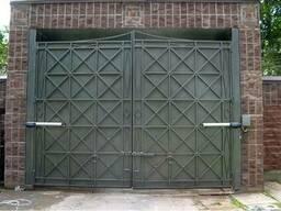 Гаражные ворота №78