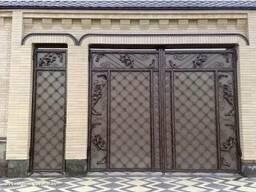 Гаражные ворота Эксклюзив