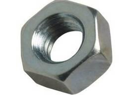Гайка DIN 971 шестигранная с метрической мелкой резьбой