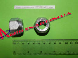 Гайка ступицы колеса ПТС (М16х1,5) правая гр. S22