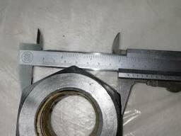 Гайки М42х4, из кислотоупорной стали, с хранения.