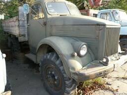 ГАЗ-62 Вездеход