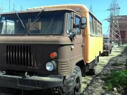 ГАЗ 66, грузопасажирский