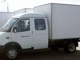 Газель дуэт промтоварный фургон