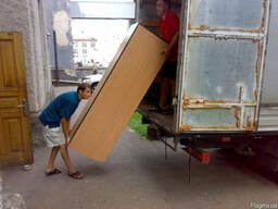 Газель с грузчиками. Заказать услуги перевозка мебели Киев