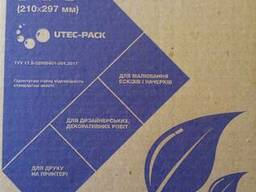 Газетная бумага Плотность 45 г/м2 формат А4 упаковка 300 л