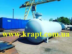 Газгольдер 20 м. куб, емкость для пропан-бутановой смеси СУГ
