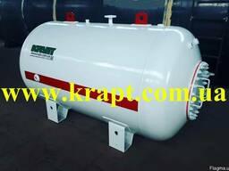 Газгольдер, емкость для пропан-бутановой смеси 2250 л