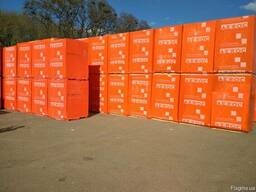 Газобетон (газоблок) AEROC D300, 400, 500, стеновые материалы