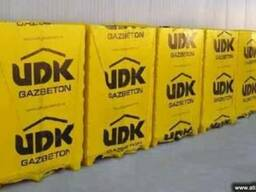 Газобетон UDK в Луганске
