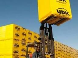 Газобетон UDK от официального дилера в запорожье