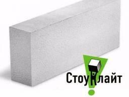 Газоблок Стоунлайт с доставкой по Киеву и Киевской области.