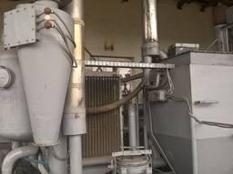 Газогенераторный комплекс по производству электроэнергии и т
