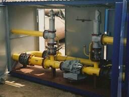 Газорегуляторный пункт ШРП