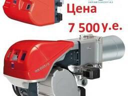Газовая горелка Riello RS 100, 1163 кВт, природный газ / LPG