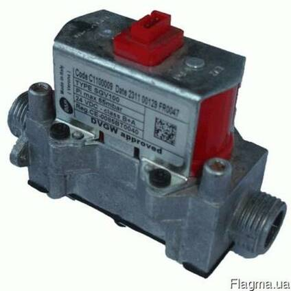 Газовий клапан sgv100 с1100009 Reg CE-0085BT0040