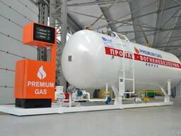 Модуль LPG (Пропан), АГЗС, АГЗП, СЗГ, газовая заправка