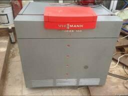 Газовый напольный котел Viessmann Vitogas 100-F 42 kW бу оди
