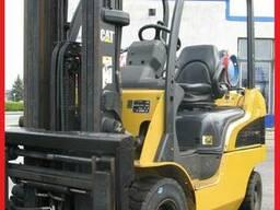 Газовый погрузчик CAT Lift Trucks GP 15 N, 1500 kg