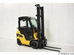 Газовый погрузчик CAT Lift Trucks GP 18 N ( № 840)