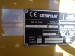 Газовый вилочный погрузчик 3,5 тонны Caterpillar (CAT) GP35N - фото 7