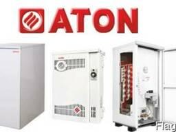 Газовые котлы АТОН парапетные и дымоходные