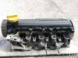 ГБЦ(головка блока) Renault Kangoo (кенго) Megane Scenic 1.5