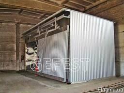 Gefest DKB - бюджетні енергоефективні сушильні камери.