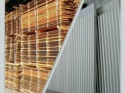 Gefest - modern drying kilns for high-quality drying of wood