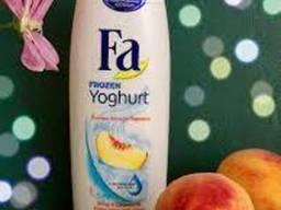 Гель для душа «Fa» - Frozen yoghurt. Аромат белого. ..