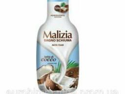 Гель для душа Malizia 1000 ml ! Италия -65 грн
