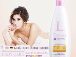 Гель для интимной гигиены с маточным молочком Mistine Lady Care