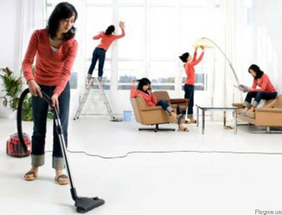 Генеральная уборка квартир, домом, офисов в Феодосии