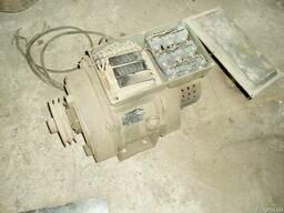 Генератор 3х фазный 6,5 кВт с обмоткой самовозбуждения