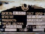Генератор 50 квт (электростанция дизель) - фото 3