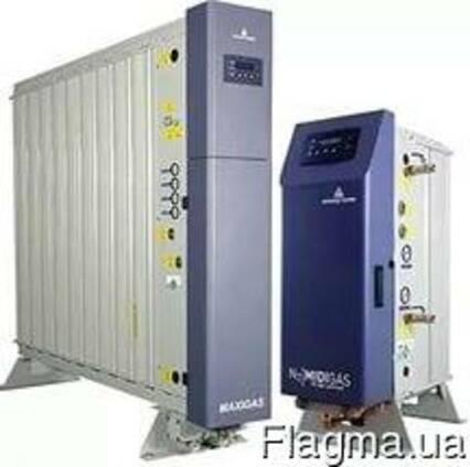 Генератор азотный, генератор азота, установка maxigas