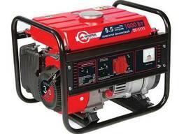 Генератор бензиновый макс. мощн. 1,2 кВт. , ном. 1 кВт. .. .
