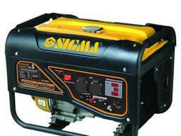 Генератор бензиновый 2. 5-2. 8КВТ 4-х тактный ручной запуск PRO-S Sigma SKL11-236544