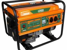 Генератор бензиновый 5. 0/5. 5кВт 4-х тактный ручной запуск, GRAD 5710955